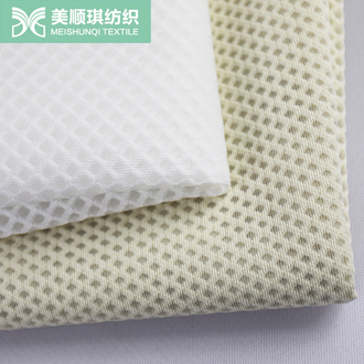 100% polyester Sandwich mesh fabric
