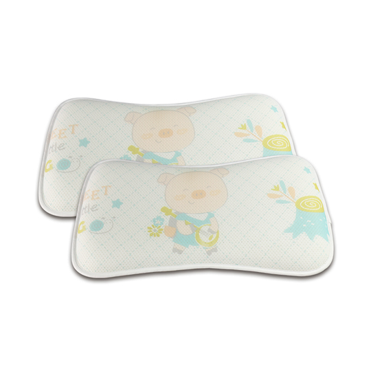 3d breathable animal design baby pillow