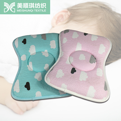 3D baby shaped pillow