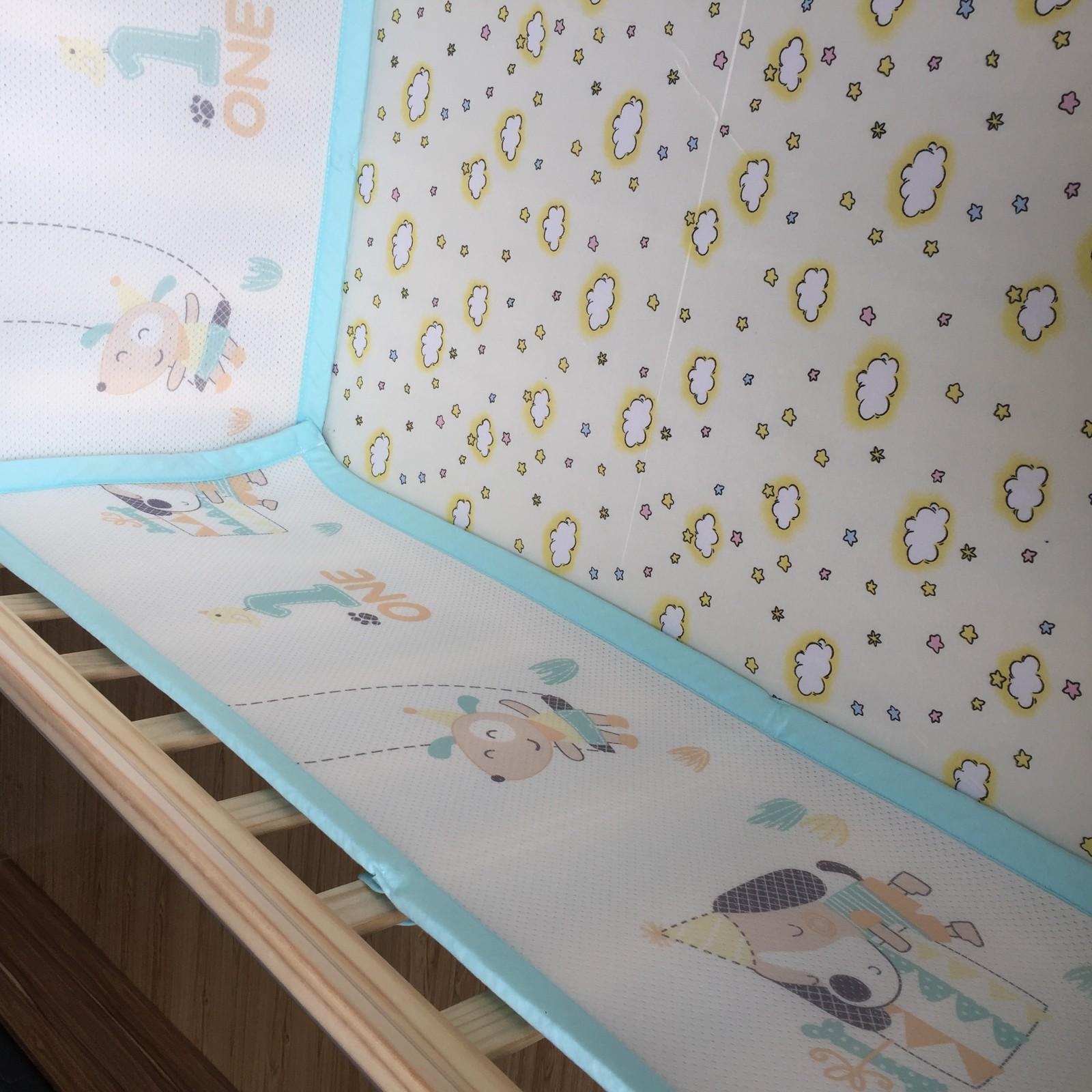Breathable Crib Bumper