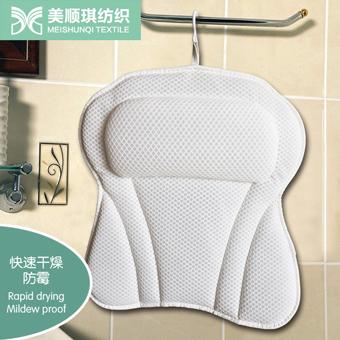 air mesh fabric body bath pillow