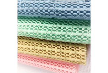 How to Solve the Problem of Dyeing and Coloring of Mesh Cloth?