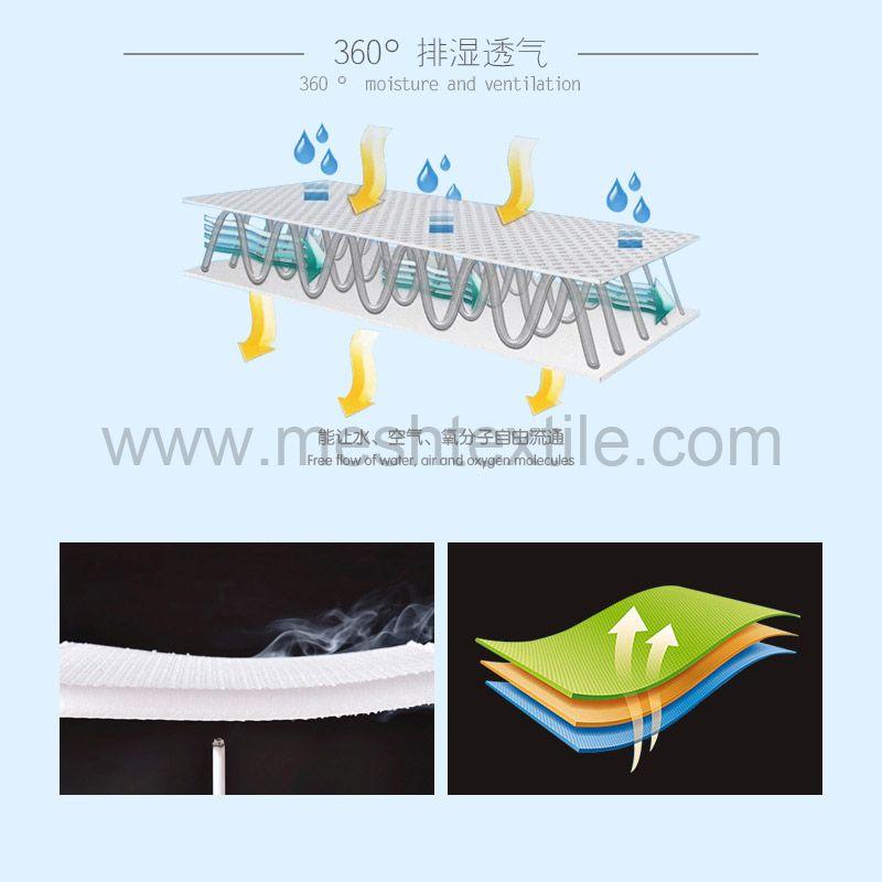 3d mesh Pillow  suppliers