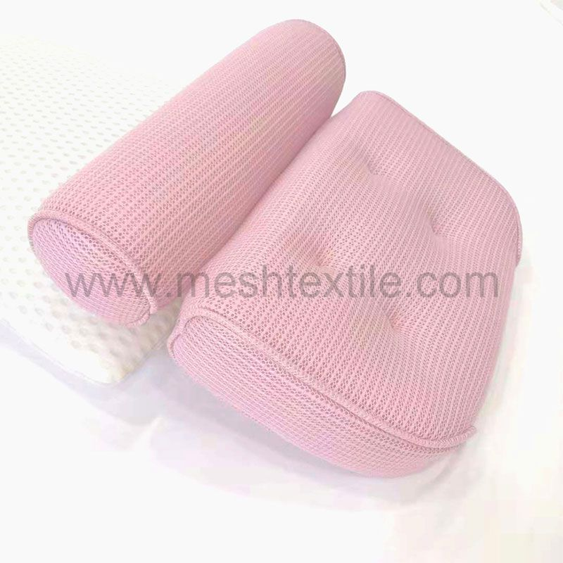 Bathroom osculum type bath pillow