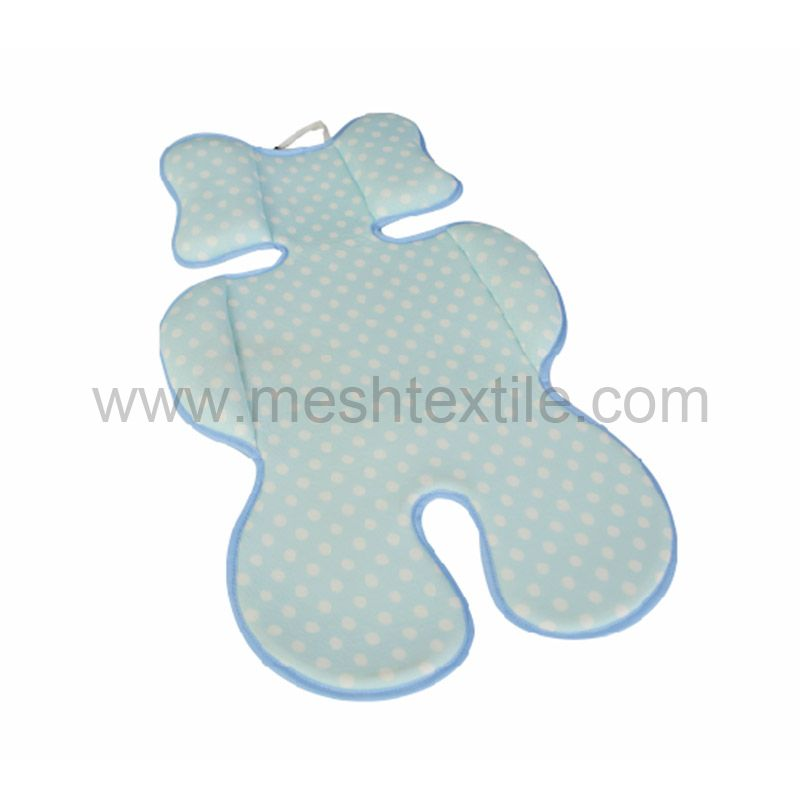 Breathable Infant Support for Car Seats and Strollers